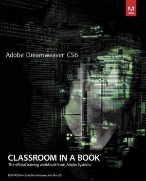 8 best adobe classroom in a book images on pinterest class room adobe dreamweaver cs6 classroom in a book fandeluxe Choice Image