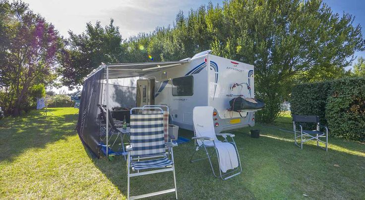 Emplacement au #camping #yellohlaplage #vacancesbretagne
