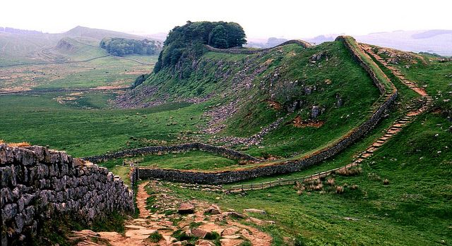 ENGLAND - Hadrians-Wall by Roba66 on flickr