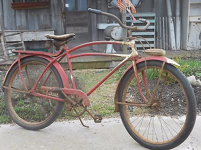 Vintage Cruiser Bike - Click to See More