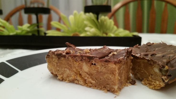 Peanut Butter Square Recipe