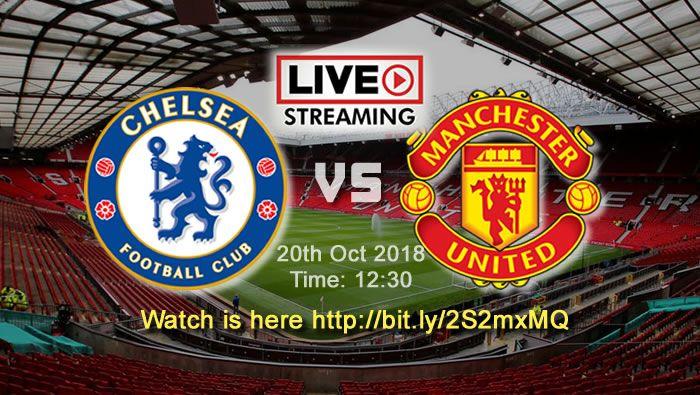 Chelsea 2 2 Manchester Utd English Premier League Soccer Highlights Chelsea