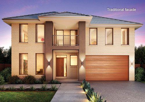 Havencrest 3900 by Burbank homes. 4 bedroom - 39sq