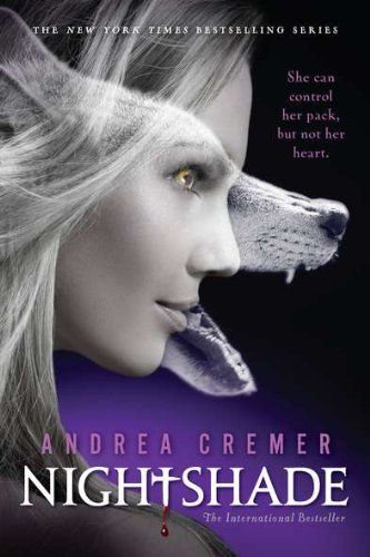 Nightshade: Book 1 by Andrea Cremer. $9.99. Author: Andrea Cremer. Publisher: Speak (June 14, 2011). Reading level: Ages 14 and up. Series - Nightshade (Book 1)
