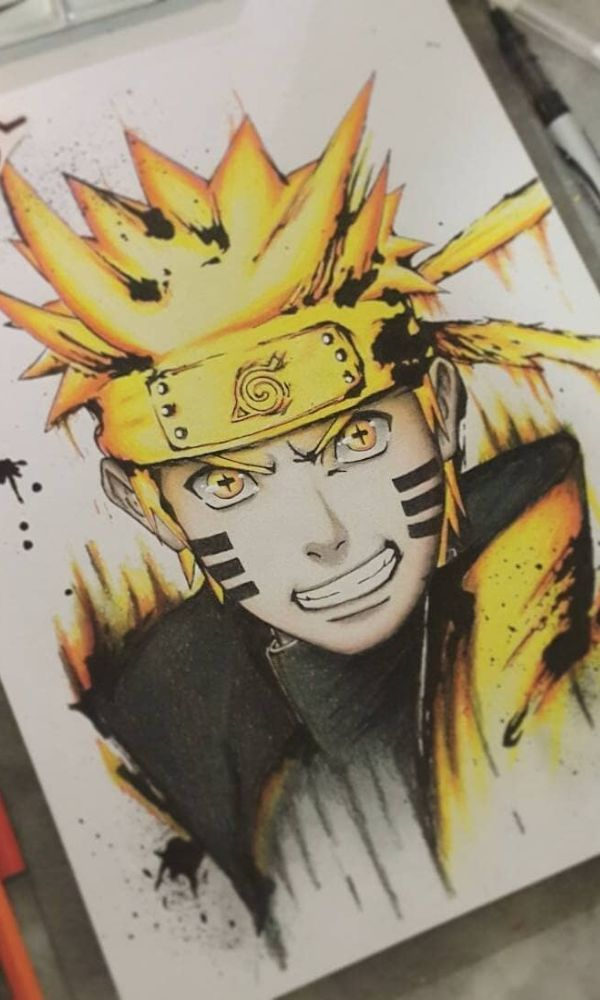 61 New Trend And Awesome Manga And Anime Drawing Style Page 22 Naruto Sketch Anime Drawing Styles Anime Drawings