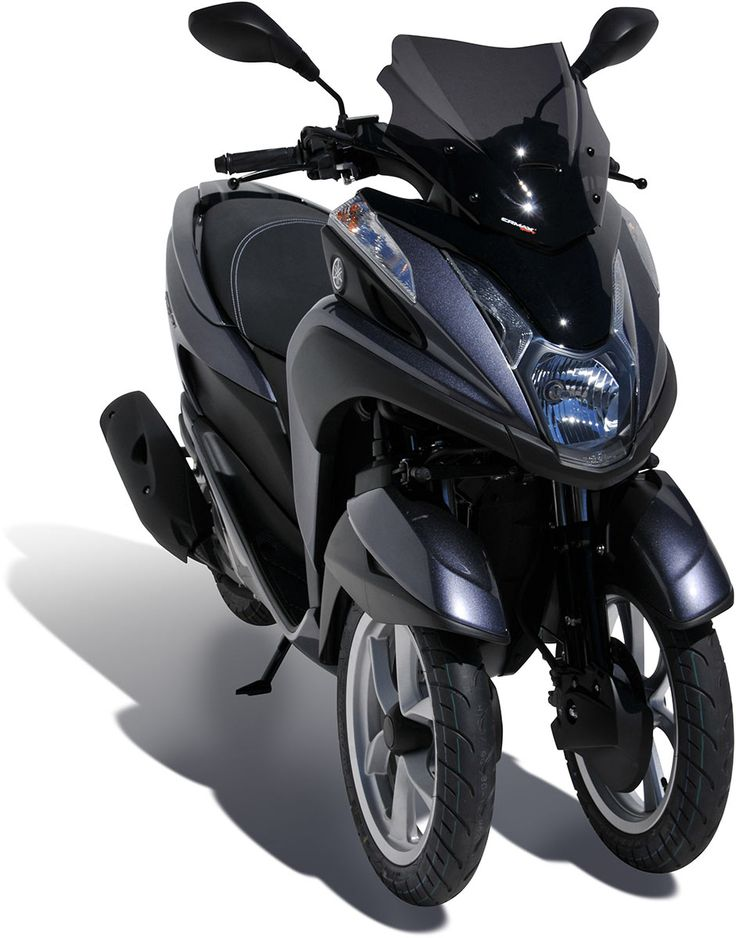 a bulle pour les yamaha tricity et mbk tryptik chang 39 e 3 scooters and news. Black Bedroom Furniture Sets. Home Design Ideas