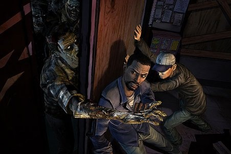 The Walking Dead Game release trailer