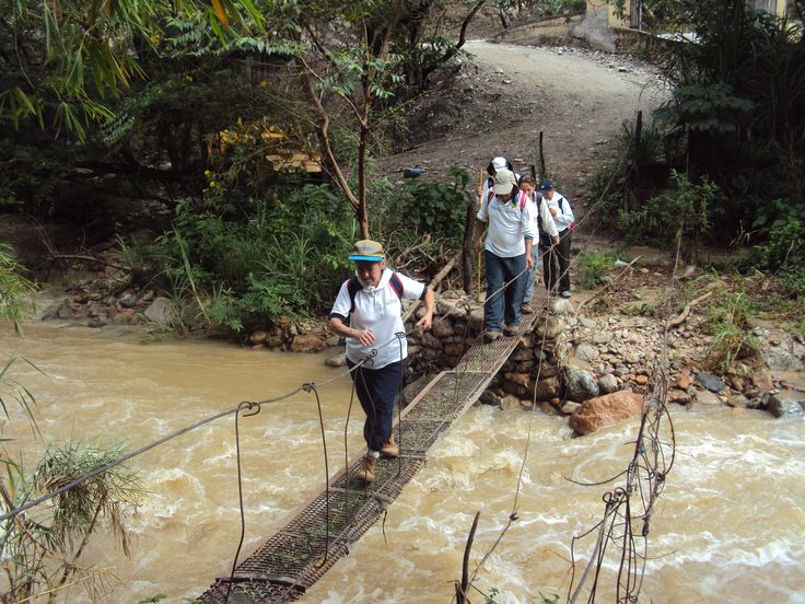 Caminata Pescadero a Umpalá a Quinceletras – Noviembre 7 de 2010