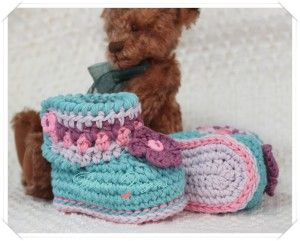 Granny Style Boot