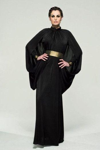 Designer Inspired Abaya 134