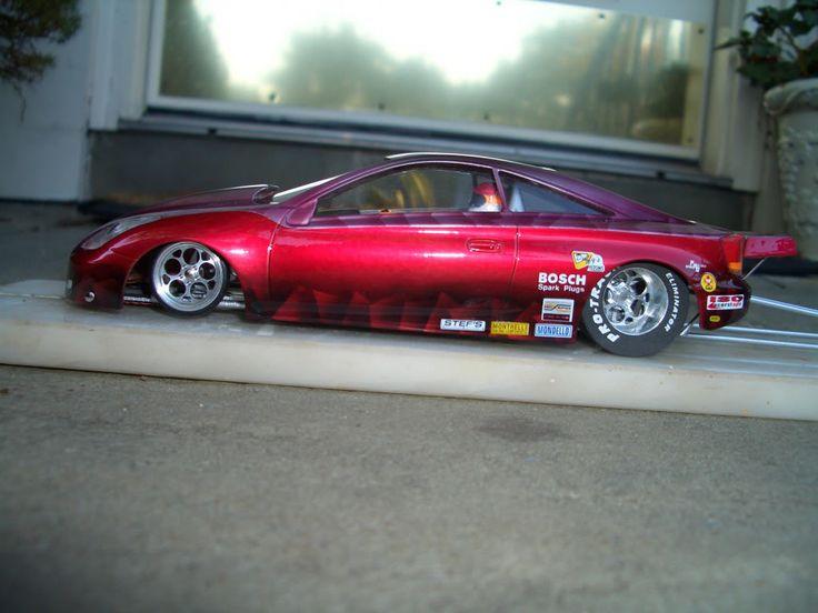 Nitro slot car racing
