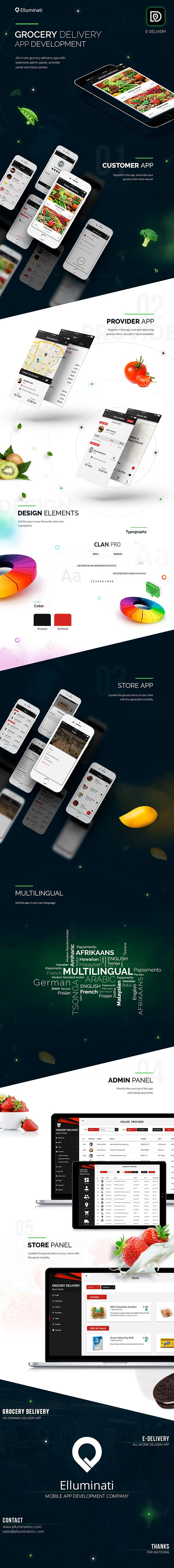 Grocery Delivery App Development. Start Your Grocery Delivery Business Online With our on demand grocery delivery app development solution.