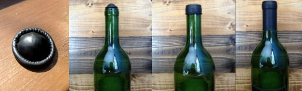 Awesome alternative to a traditional Wine Stopper!