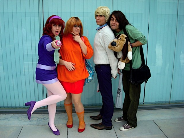12 Best Trick Or Treat Images On Pinterest Halloween  sc 1 st  Meningrey & Daphne Blake Costume - Meningrey