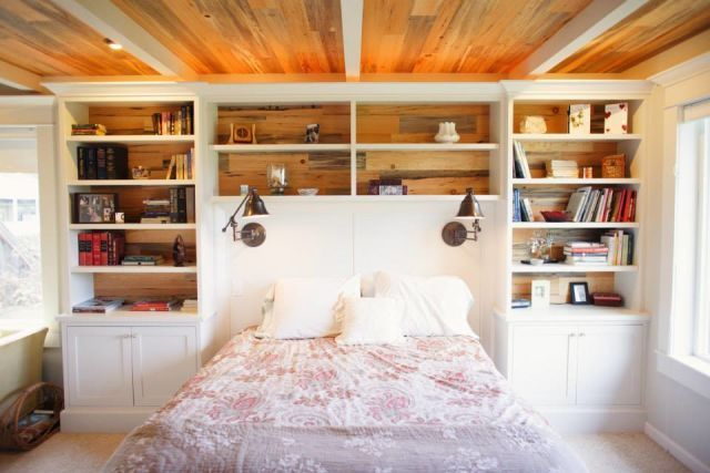 488 best decorating ideas for book lovers images on for Bedroom ideas for book lovers