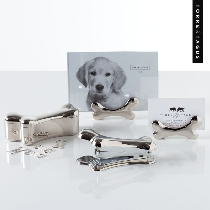 5 days left to Father's Day! Don't forget to include gifts from Fido in your Father's Day gift assortment! This elegant collection of dog themed accessories will look great on Dad's desk - a perfect gift from the family dog! www.torretagus.com #TorreAndTagus #fathersdaygifts #FathersDay #giftideas
