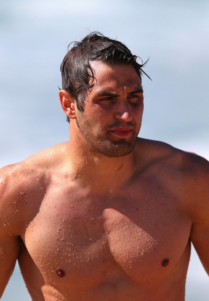 Josh Kennedy at Sydney Swans Recovery Session - Pictures - Zimbio
