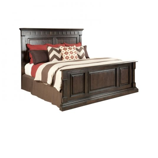 Kincaid Villa Panel Bed King Size Sold By Lenoir Empire Furniture Discount Furniture Shipped