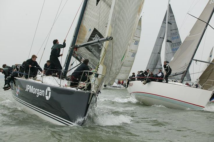 Experience Cowes Week! Cowes, Isle of Wight | Red Funnel Isle of Wight Ferries
