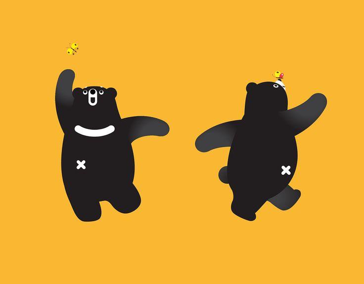 AAF-Moonie Mascot Design on Behance
