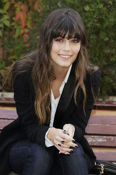 Acress Alessandra Mastronardi attends the 'Romeo Giulietta' photocall at Centro Palatino on December 1 2014 in Rome Italy