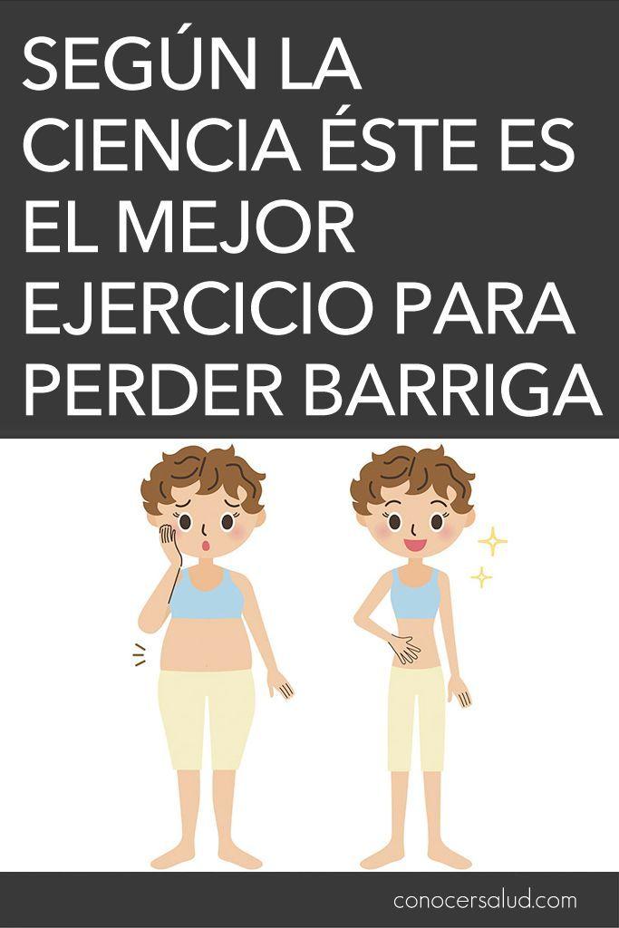 ejercicios para perder peso y barriga