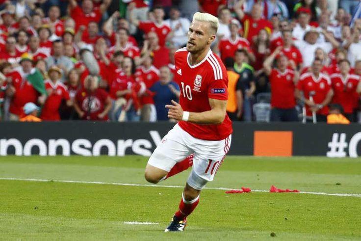 Gagal Bawa Mkhitaryan, Mourinho Memburu Ramsey