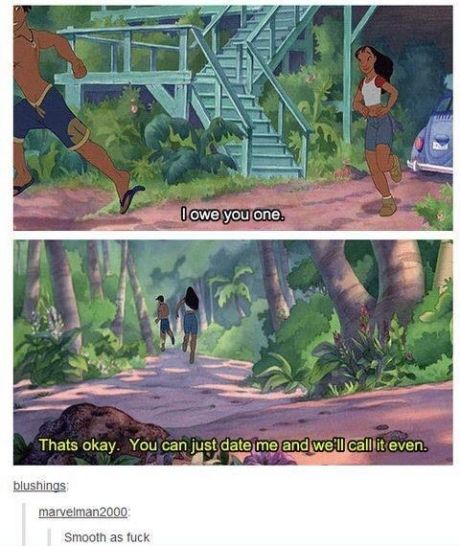 lilo and stitch funny: