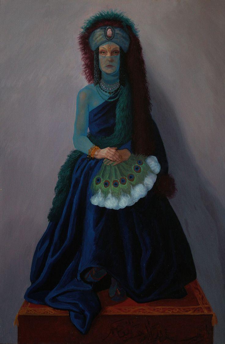 Ольга Клычкова Восточная красавица