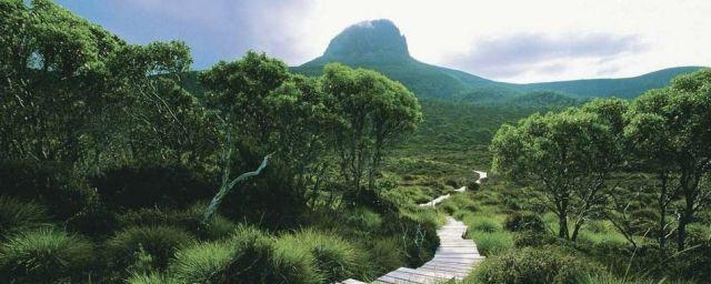 Cradle Mountain (TAS)  Location 2