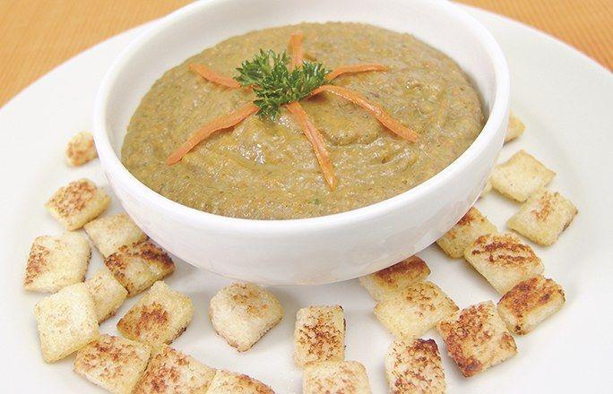 Cremas de legumbres - Los purés y sopas más saludables para hacer frente al frío