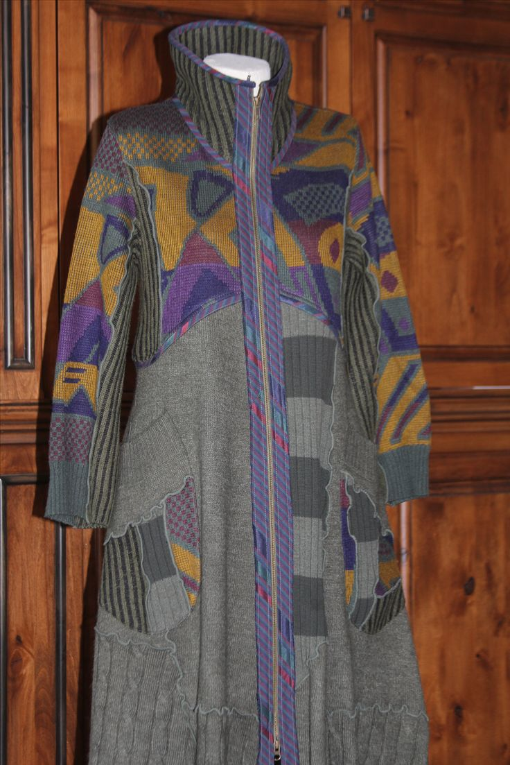 267 Best Images About Upcycled Coats On Pinterest Cotton