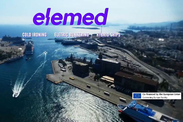 EU ELEMED Project: Greece to Offer Shoreside Electrical Power to Seacraft