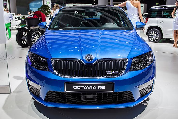 Novo Skoda Octavia RS