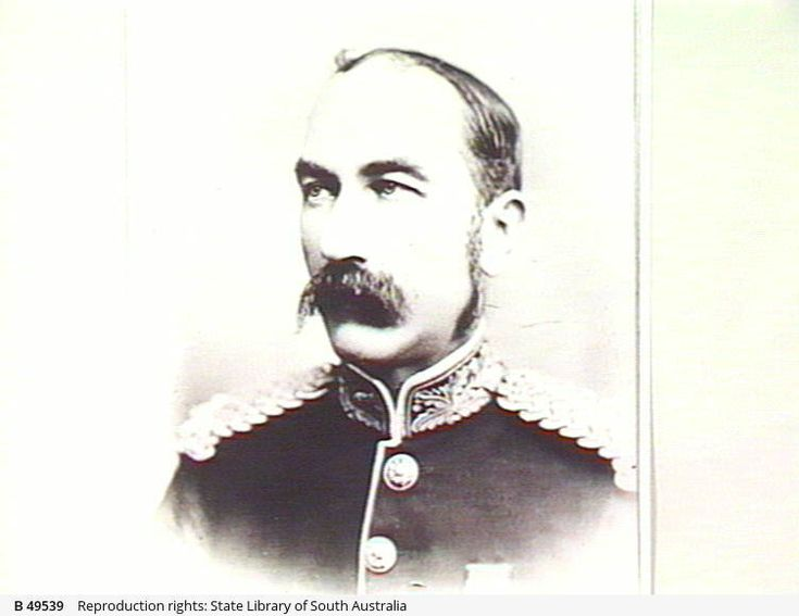 Lieutenant Colonel John Fletcher Owen, Royal Artillery: Commandant of the South Australian Military Forces (1885 to 1888); returned to England in 1888, leaving behind a force significantly more depleted than when he took command; Commandant of the Queensland Defence Forces (1891-1895), with the rank of Major-General; then appointed to the command of the artillery at British Malta (1 April 1895); retired in June 1900 and awarded a good service pension of £100 per annum.