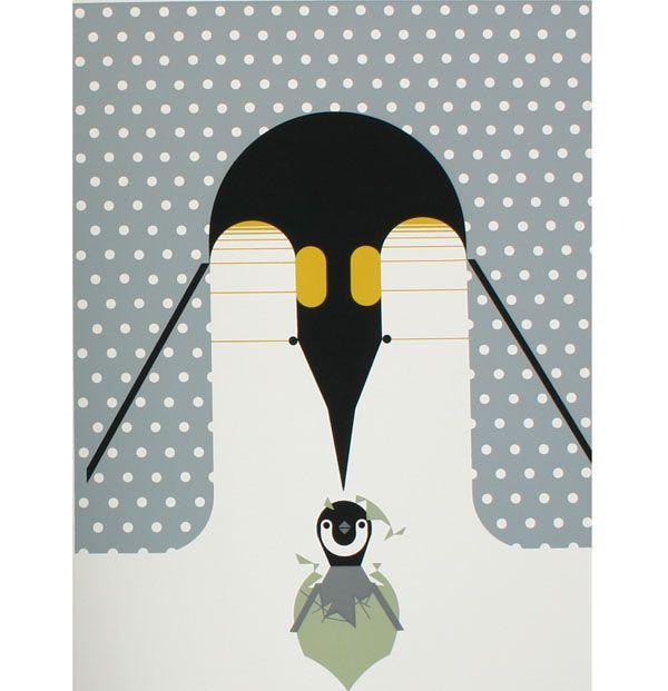 Charlie Harper penguin
