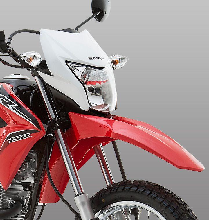 xr 150 cc l diseño atractivo funcional honda