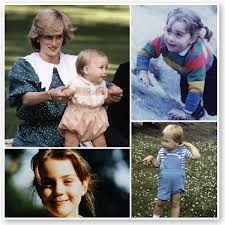 Young Will & Kate.: Childhood Pictures, Prince Williams, Middleton Childhood, British Royalty, Prince George, Royalty Tidbit, Kate Middleton, Princesses Di, Princesses Kate