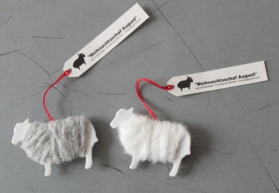 I love this! yarn packaging