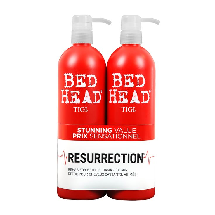 TIGI Bed Head Urban Antidotes Resurrection Shampoo & Conditioner Tween Duo 2 x 750ml - feelunique.com