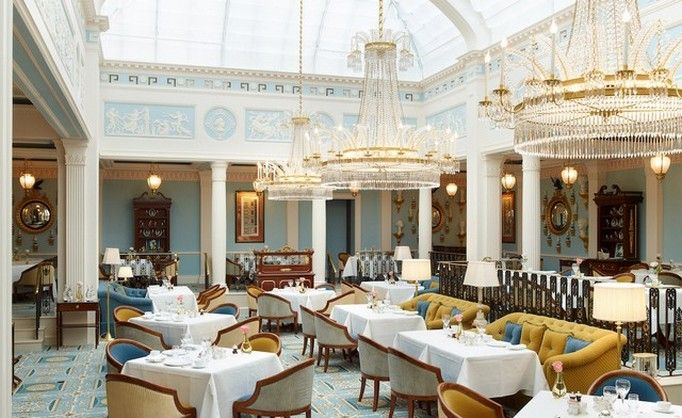 5 places to stay during 100% design! The Lanesborough Hotel Top London Hotels Hotel Interiors #100% design #bestukdesigners #luxuryfurniture