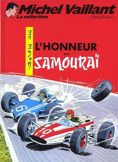 Michel Vaillant - La collection -10- L'honneur du Samouraï - BD