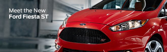 All #new #2013 1.6 #Ford #Fiesta #ST available from T.C.Harrison Ford. #FordFiestaST #FiST