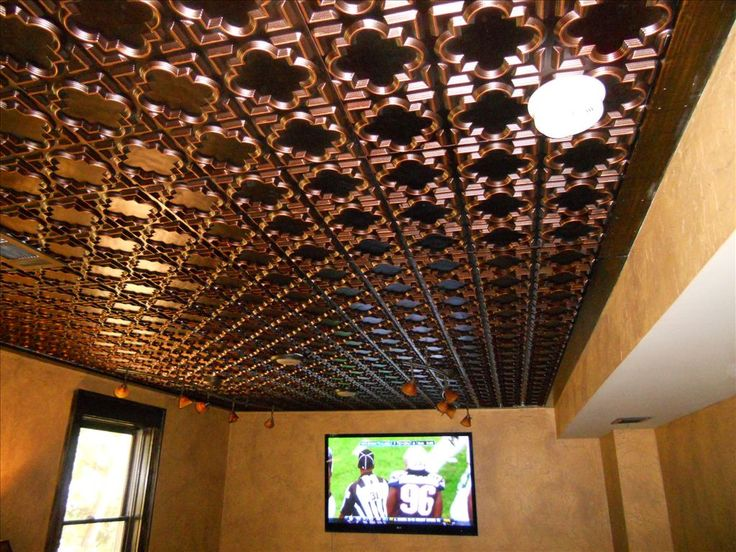 12 Photos Gallery Of Decorative Ceiling Tiles