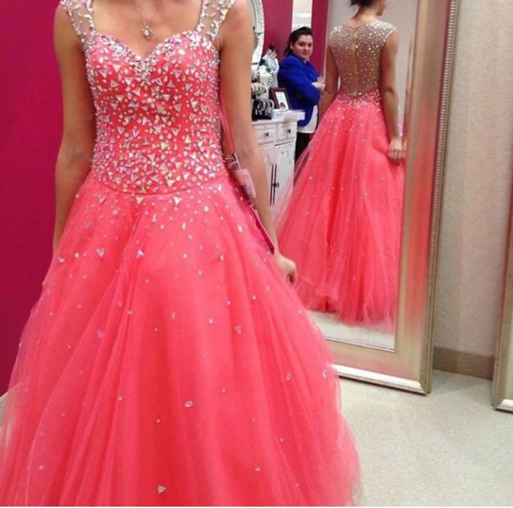 7 best Vestidos para XV años images on Pinterest   Cute dresses ...