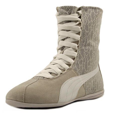 Brand & Style – Puma Eskiva Hi TexturedWidth – Medium (B, M)True Color – Whisper WhiteUpper Material – Leather Outsole Material – Man-MadeHeel Height – 0.75 Inches PUMA creates high-performance, high-style athletic shoes for men and women, with an incredible variety of classic and contemporary designs tailored to all-around athletics and casual lifestyle. All PUMA shoes are made to the highest standards of technology and quality, promising superb comfort, performance, and style. The glob...