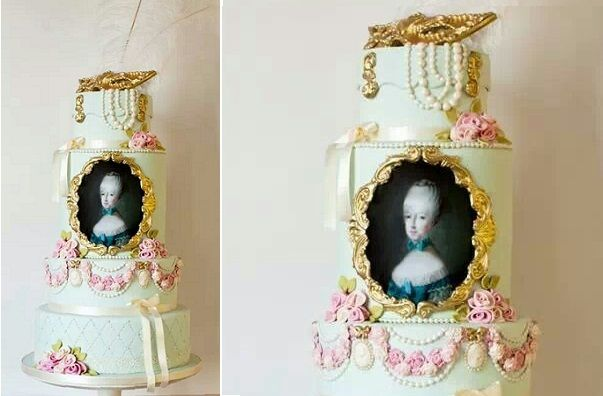 1000+ images about Masquerade Cakes on Pinterest