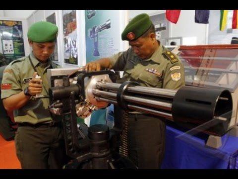 Senjata Militer Buatan INDONESIA Yang Diminati Dunia 2014 (INDONESIAN MILITARY PRODUCT)