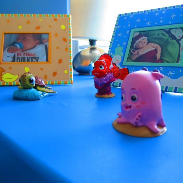Finding Nemo Figure Play Set