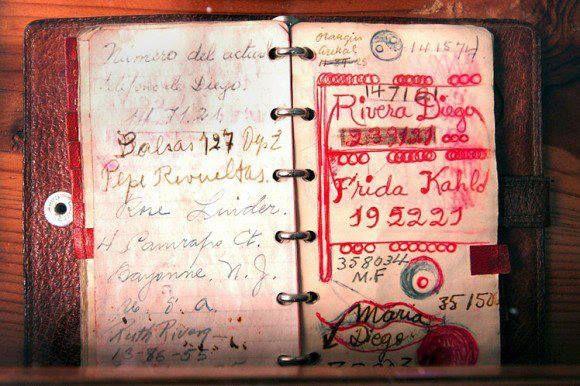 Diario de Frida Kahlo.